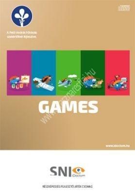 SEN iDoctum Games CD