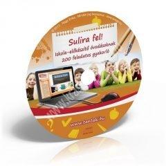 Sulira fel! CD Iskolaelőkészítő feladatok óvodásoknak