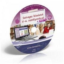 Szöveges feladatok 5-6. osztályosoknak CD