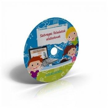 Szöveges feladatok alsósoknak CD