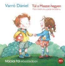 Varró Dániel : Túl a Maszat-hegyen hangoskönyv CD